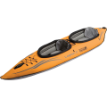 Advanced Elements Lagoon 2 Person Kayak, Orange/Gray