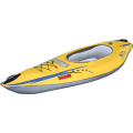Advanced Elements Firefly 1 Person Kayak, Yellow/Blue