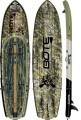 Bote Rackham Aero Inflatable Stand Up Paddle Board with Paddle - 12'4""