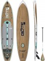 Bote HD Gatorshell Stand Up Paddle Board with Paddle - 12'