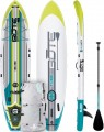 Bote Flood Aero Inflatable Stand Up Paddle Board with Paddle - 11'