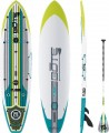 Bote Flood Gatorshell Stand Up Paddle Board with Paddle - 10'6""
